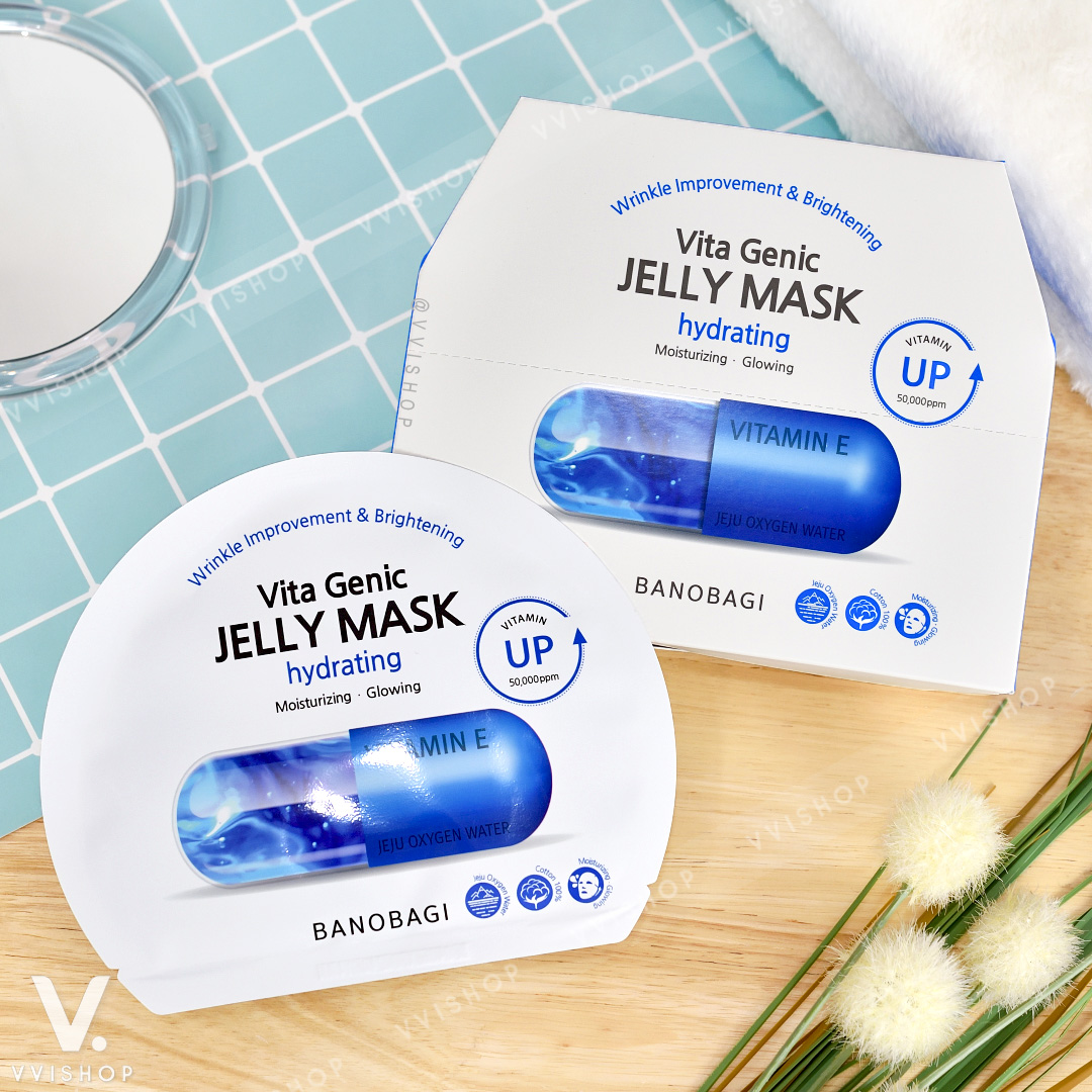 BANOBAGI Vita Genic Jelly Mask Hydrating