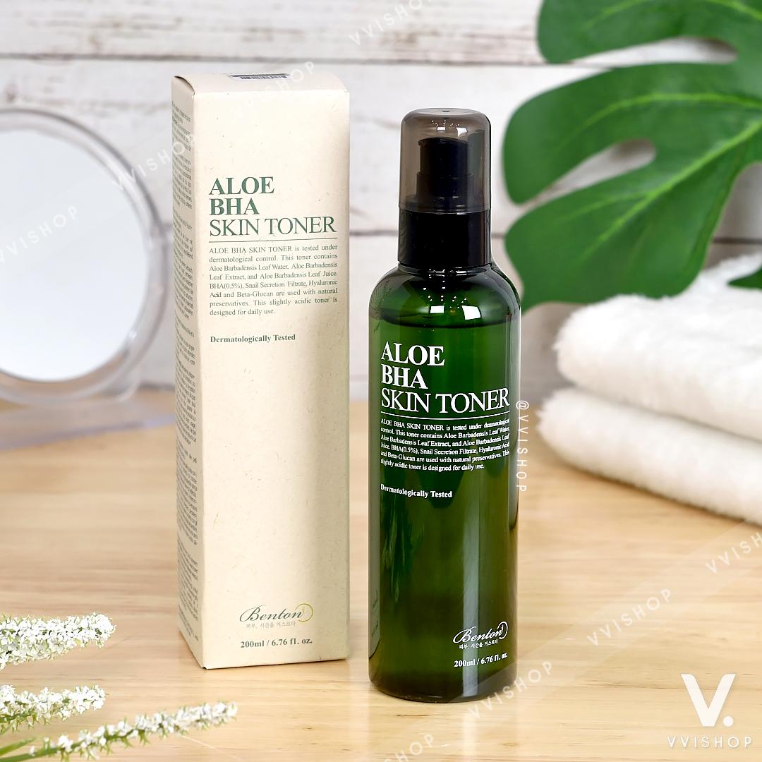 Benton Aloe BHA Skin Toner 200 ml.