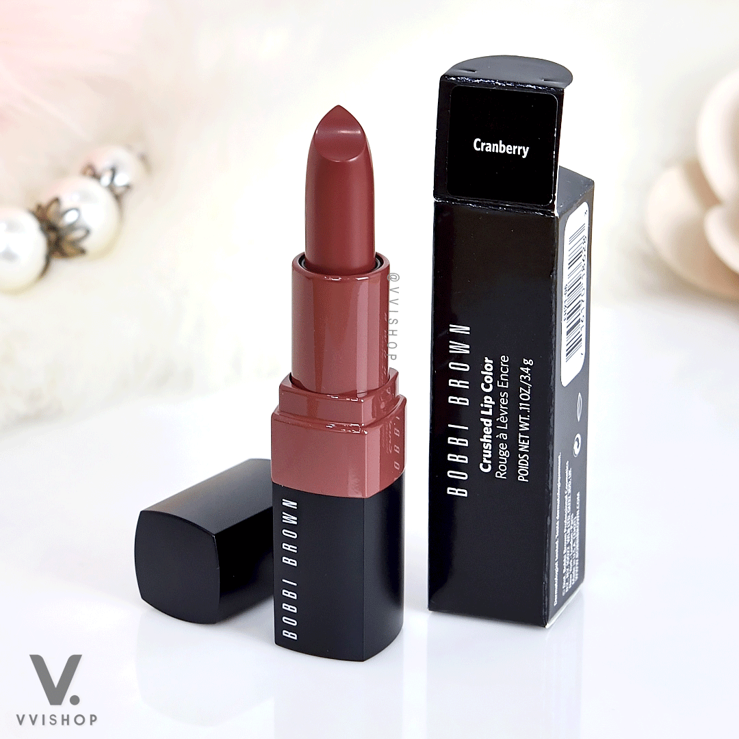 Bobbi Brown Crushed Lip Color 3.4g : Cranberry