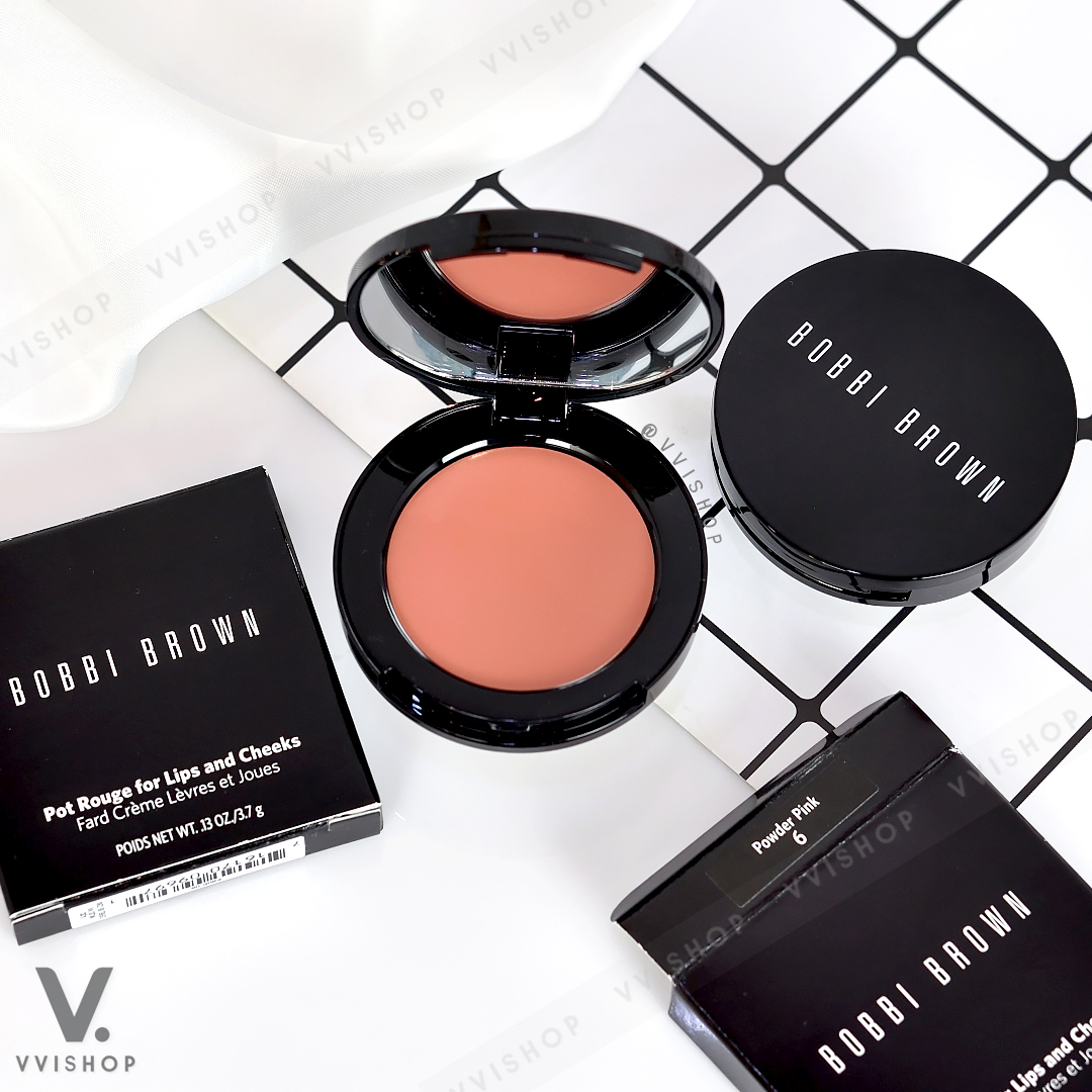 Bobbi Brown Pot Rouge for Lips & Cheeks 3.7g : Powder Pink