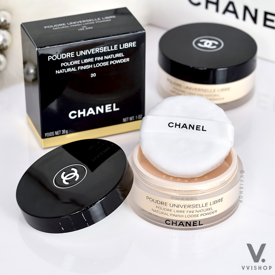 Chanel Poudre Universelle Libre Natural Finish Loose Powder 30g : 20 Clair Translucent