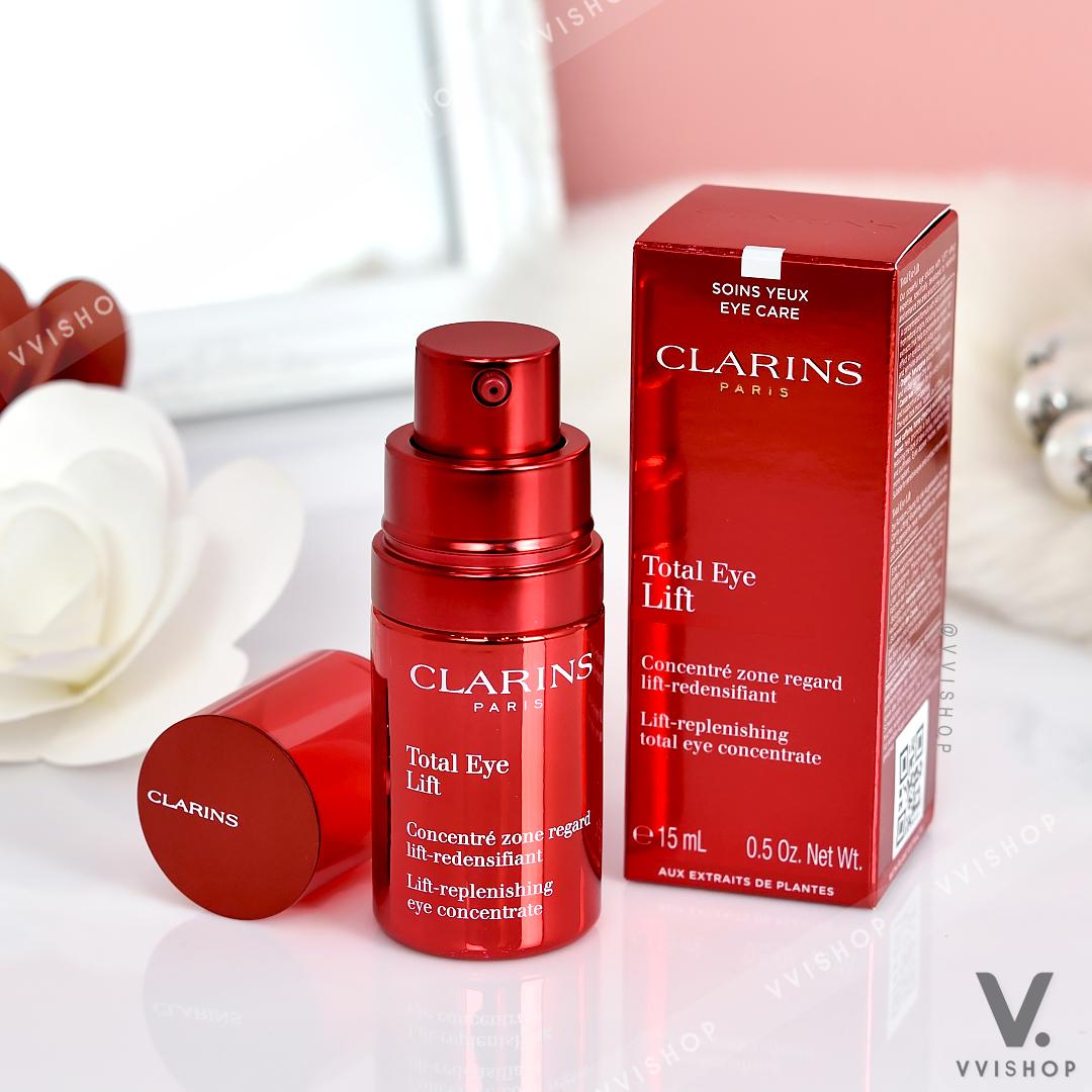 New! Clarins Total Eye Lift 15 ml.