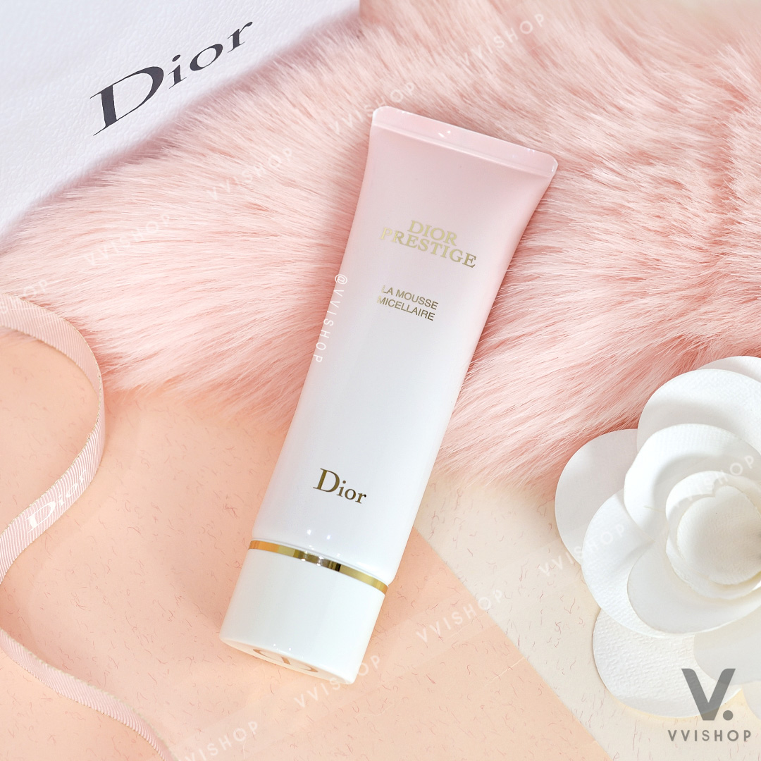 Dior Prestige La Mousse Micellaire Cleansing Foam 50 ml.