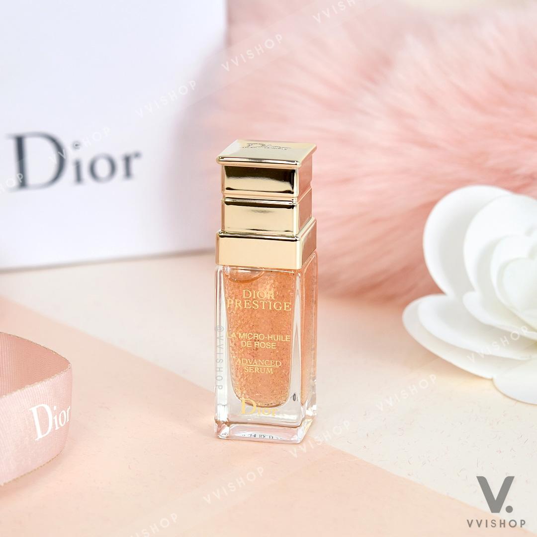 Dior Prestige La Micro-Huile De Rose Advanced Serum 10 ml.