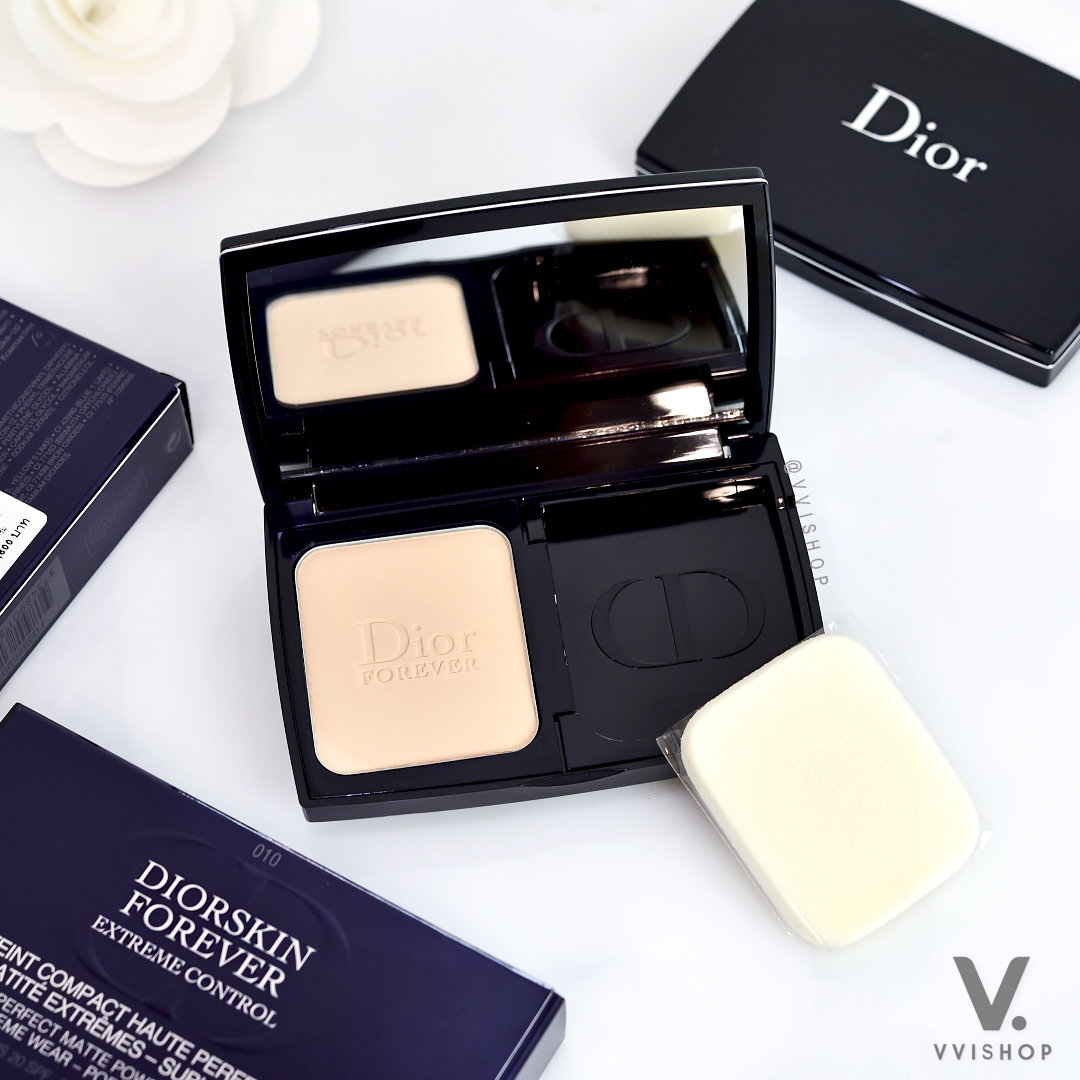 Dior DiorSkin Forever Extreme Control Perfect Matte Powder Makeup SPF20 PA+++ Oil Control 9g