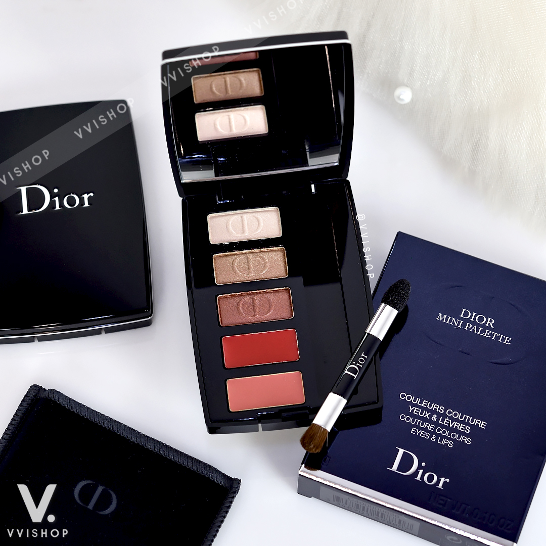 Dior Couture Colours Eyes & Lips Palette