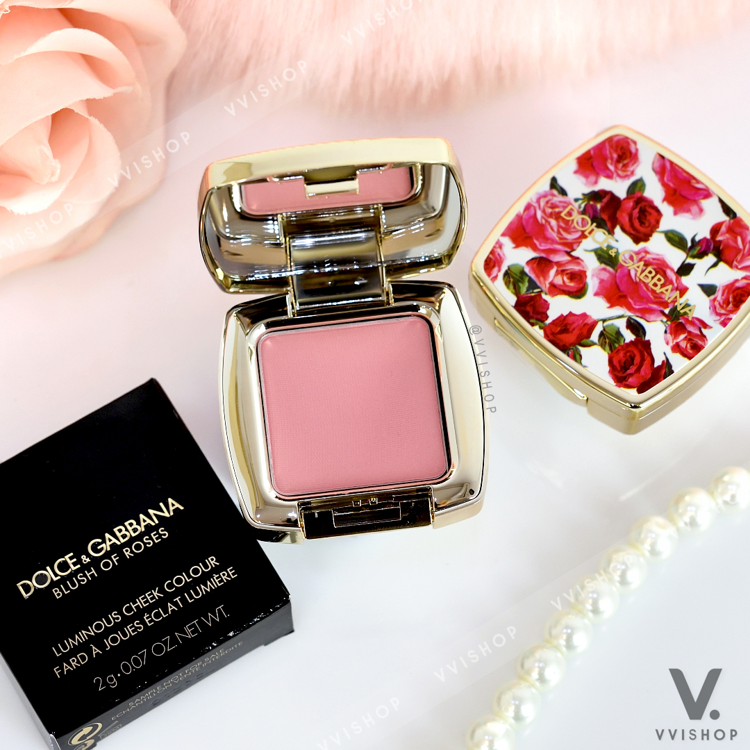Dolce & Gabbana Blush of Roses Luminous Cheek Colour 2g : 200 Provocative