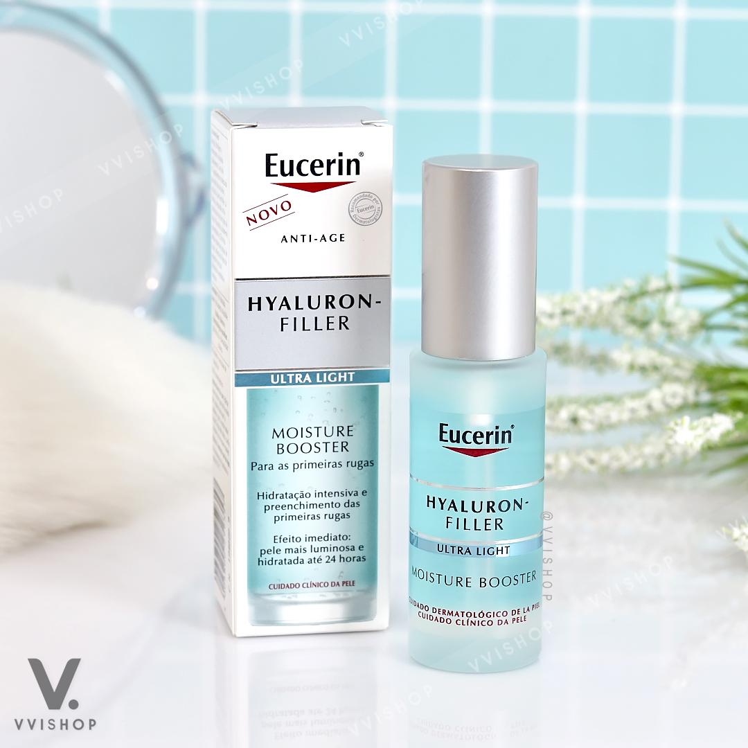 Eucerin Hyaluron-Filler Moisture Booster 30 ml.