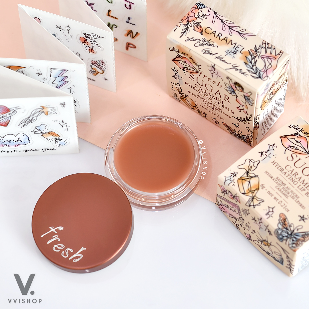 Fresh Sugar Caramel Lip Hydrating Balm 6g