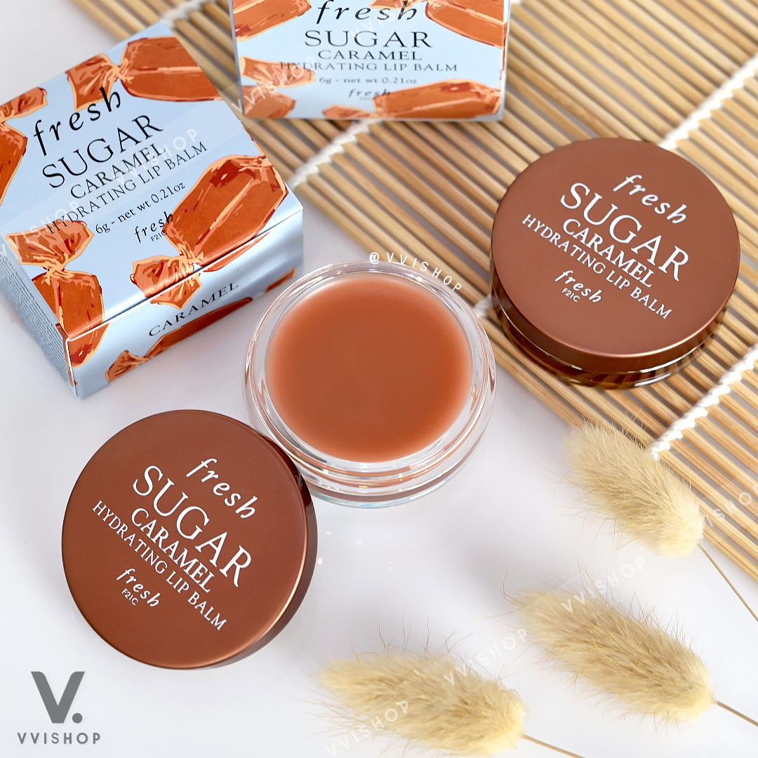 Fresh Sugar Lip Hydrating Balm 6g : Caramel