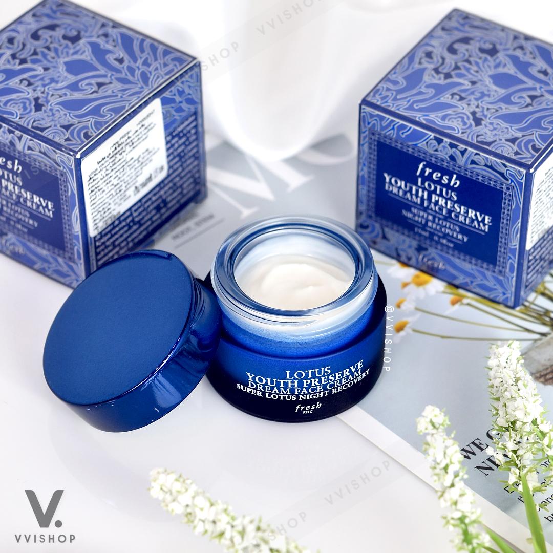 Fresh Lotus Youth Preserve Dream Face Cream 15 ml.