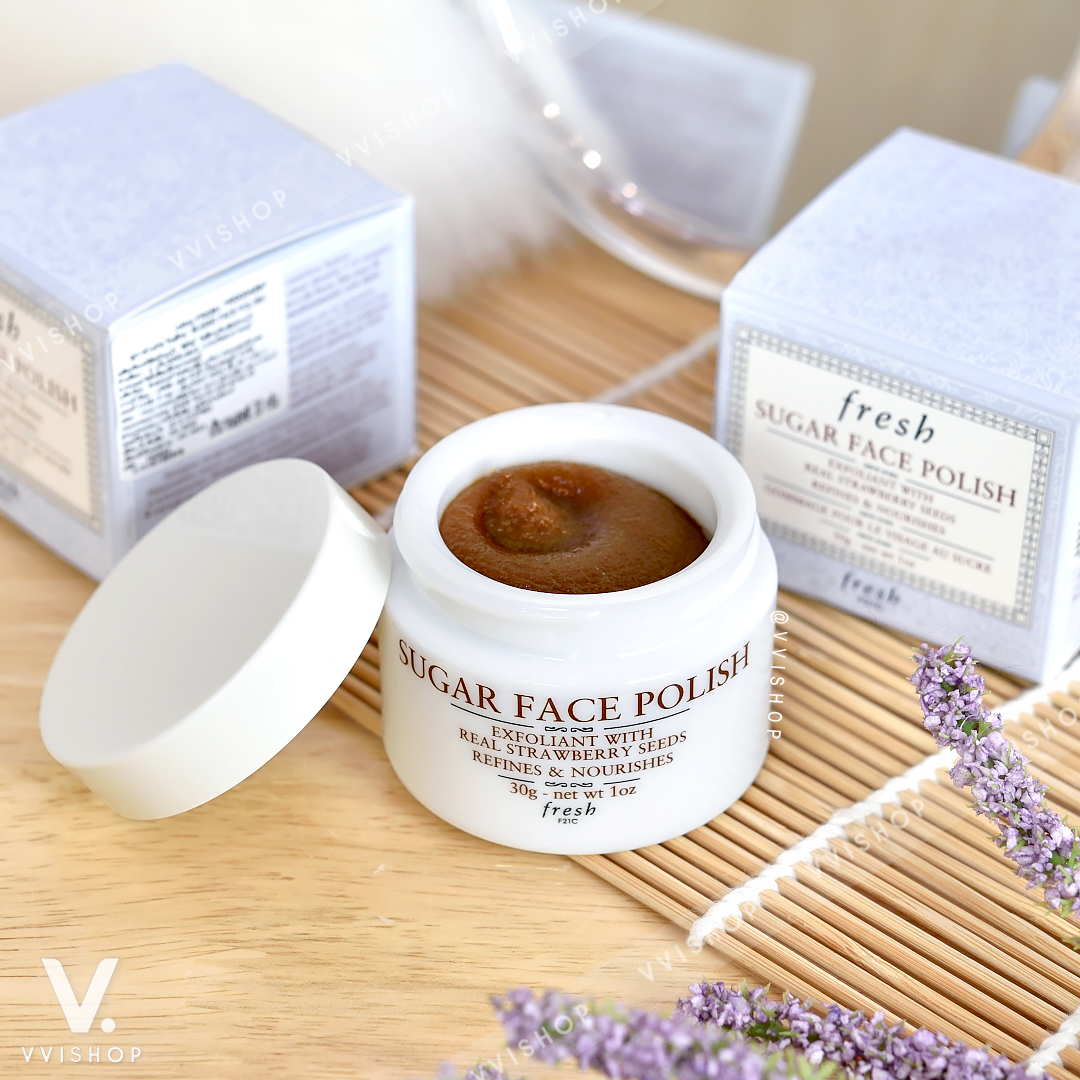 Fresh Sugar Face Polish 30g
