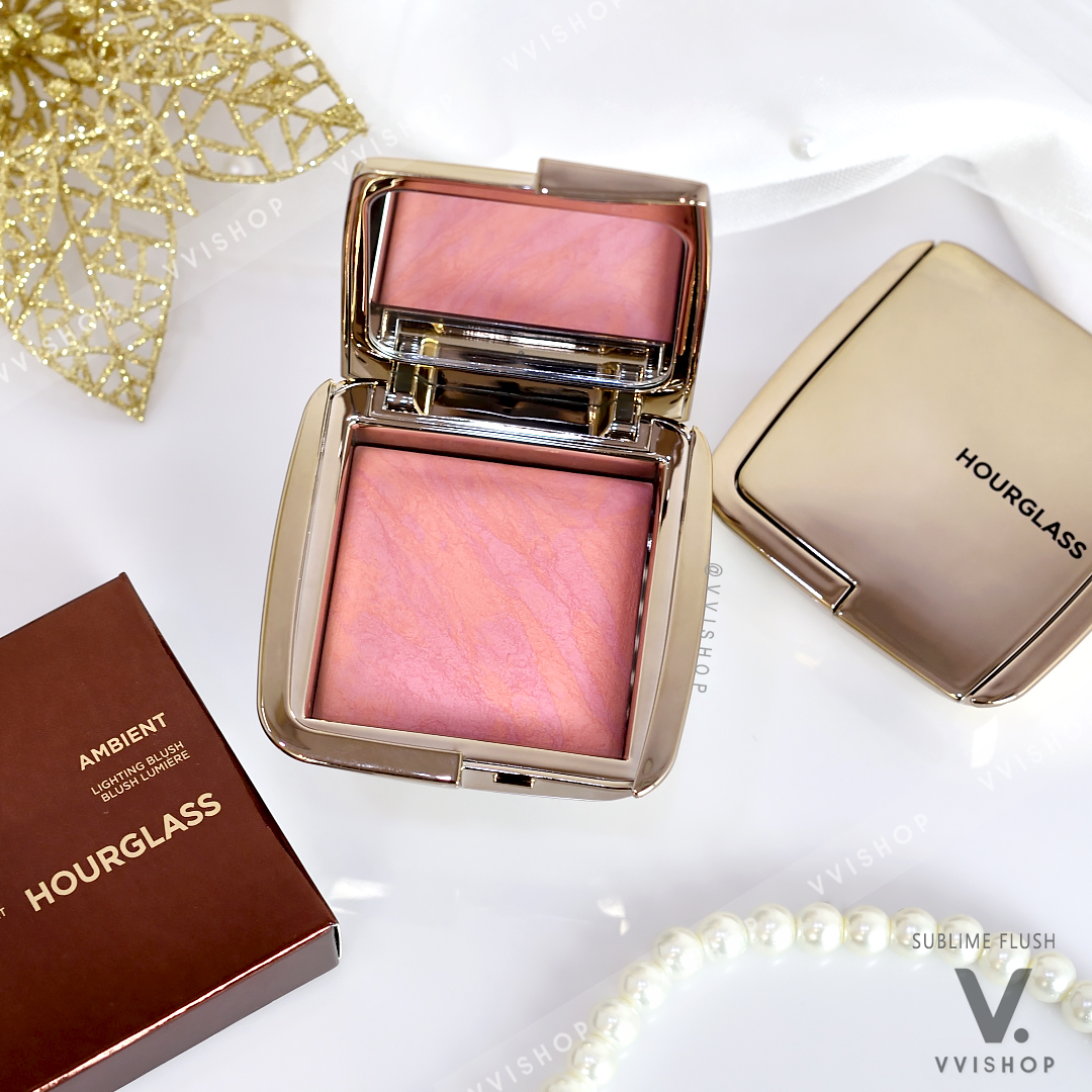 Hourglass Ambient Lighting Blush 4.2g : Sublime Flush