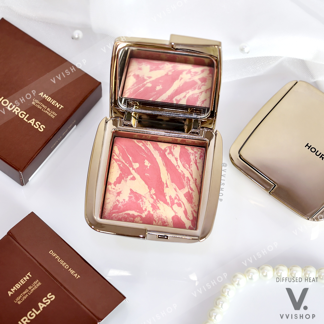 Hourglass Ambient Lighting Blush 4.2g : Diffused Heat
