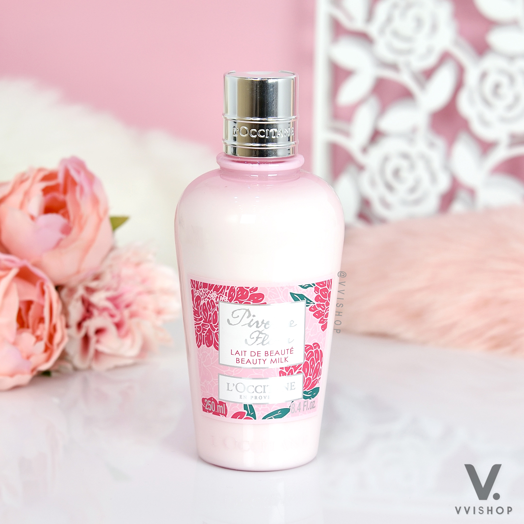 L'Occitane Pivoine Flora Fresh Body Lotion 250 ml.