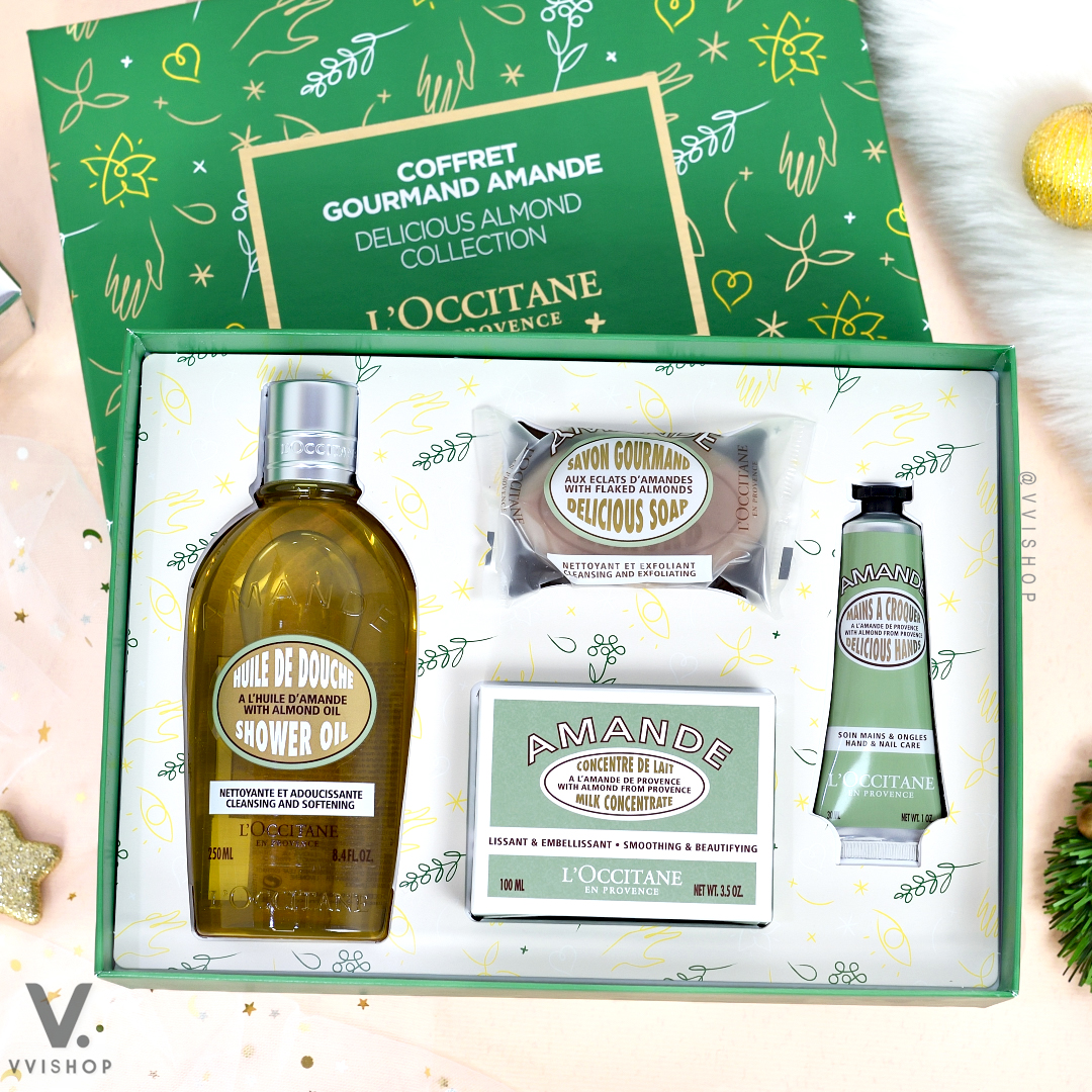 L'Occitane Almond Christmas Gift 2020