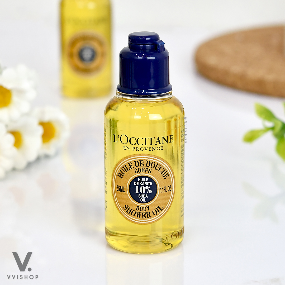 L'Occitane Shea Fabulous Shower Oil 35 ml.