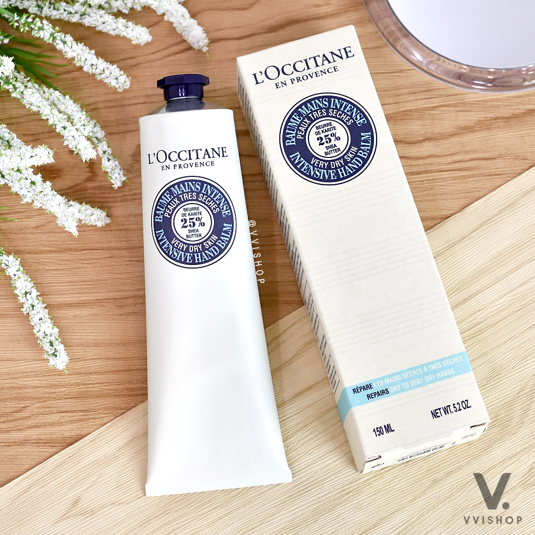L'Occitane Shea Intensive Hand Balm 150 ml.