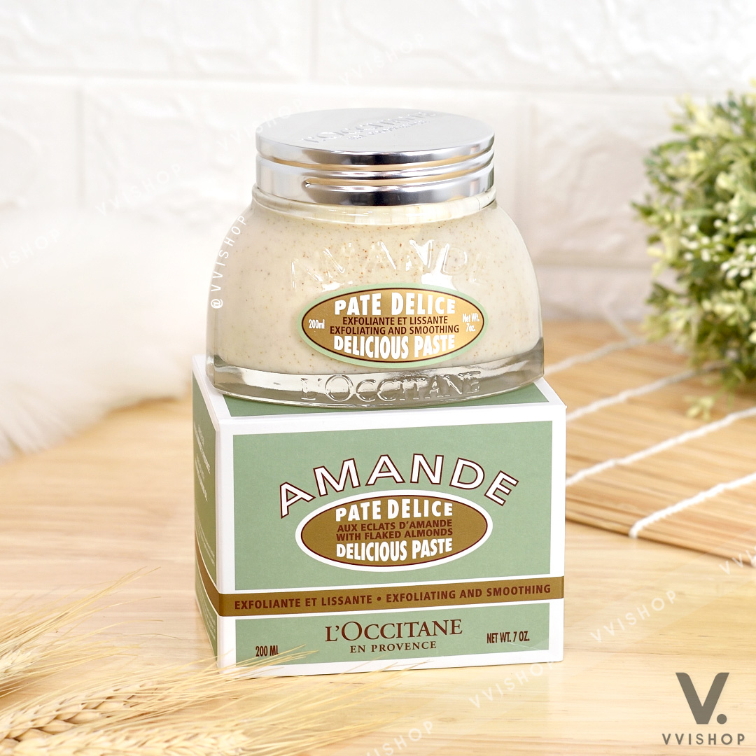 L'Occitane Almond Delicious Paste 200 ml.