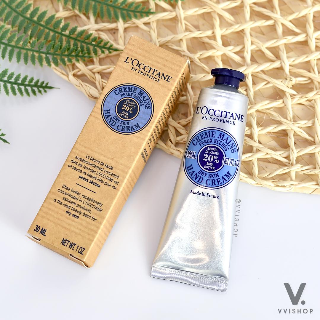 L'Occitane Shea Butter Hand Cream 30 ml.
