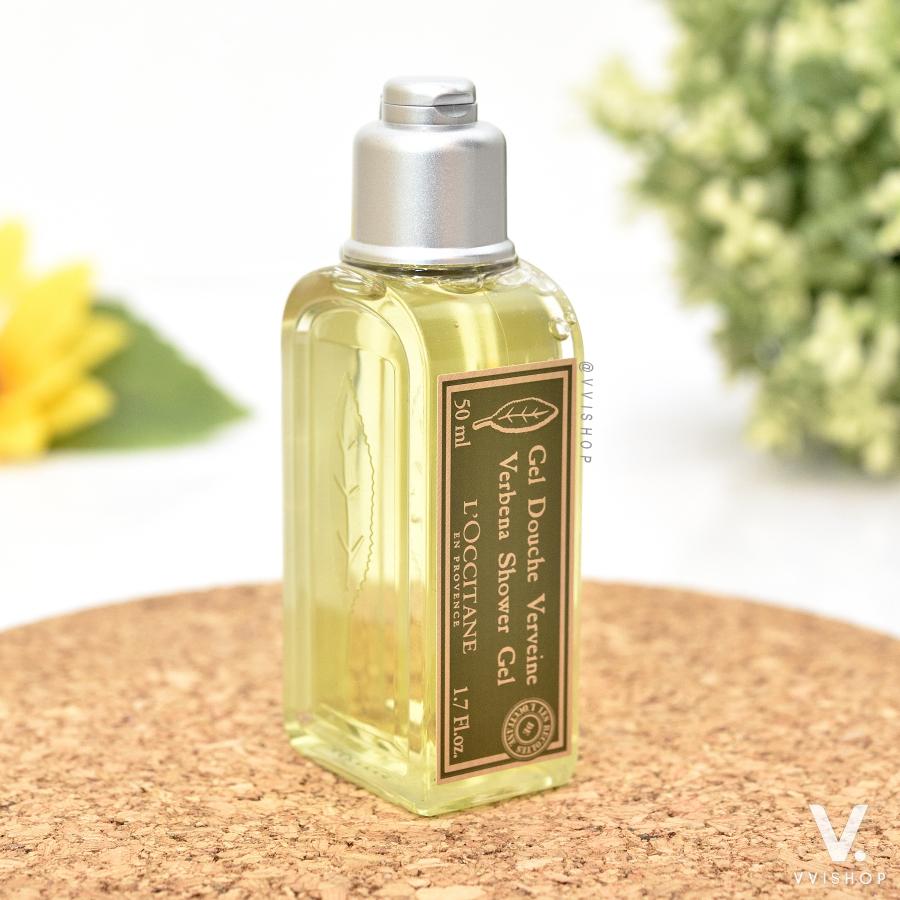 L'Occitane Verbena Gel Douche Shower Gel 50 ml.