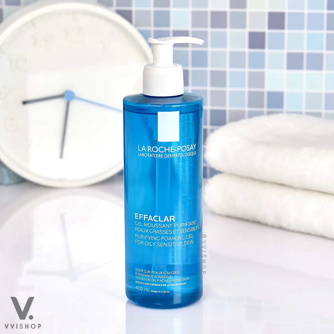 La Roche-Posay Effaclar Purifying Foaming Gel 400 ml.