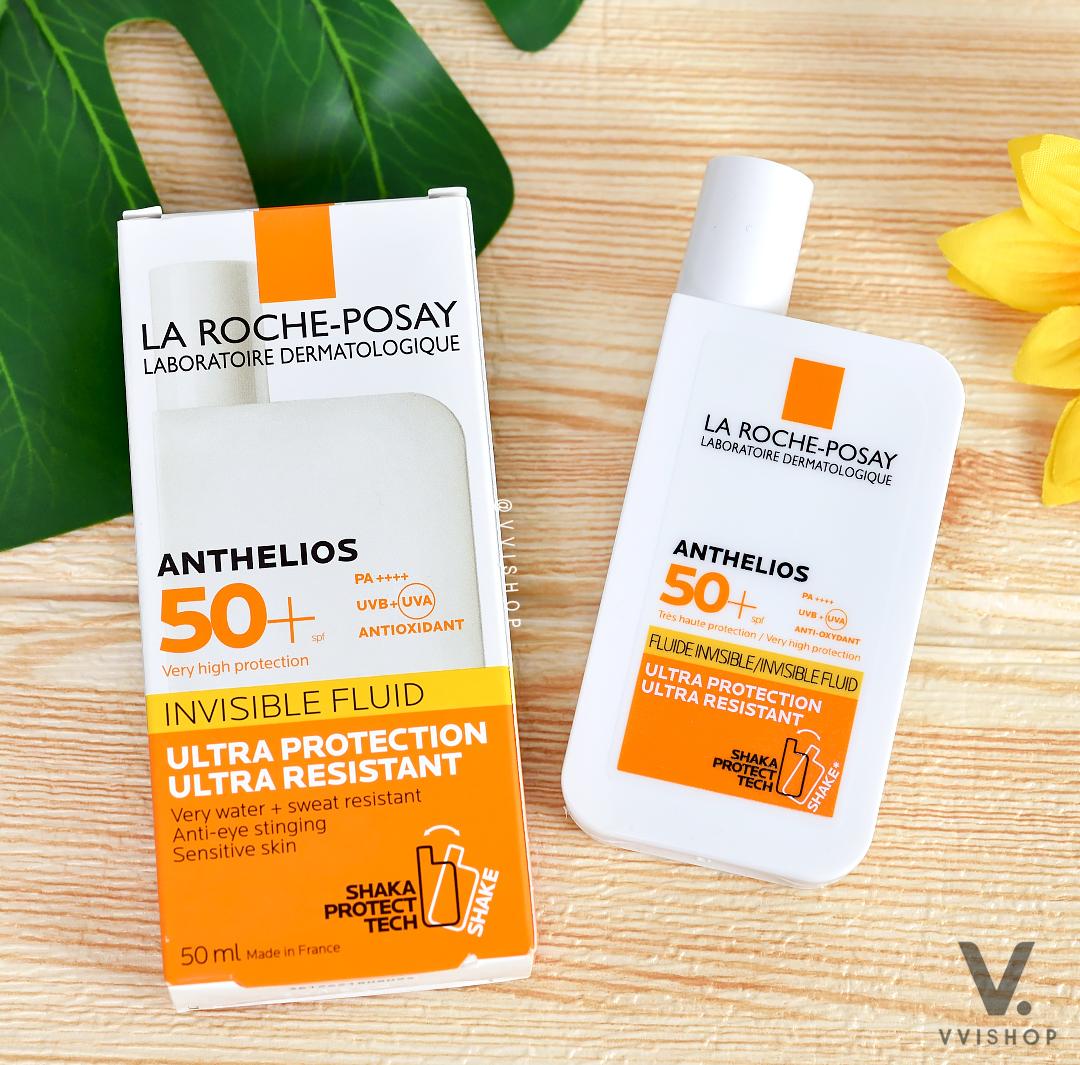 La Roche Posay Anthelios Shaka Fluid SPF 50+ PA++++ 50 ml.