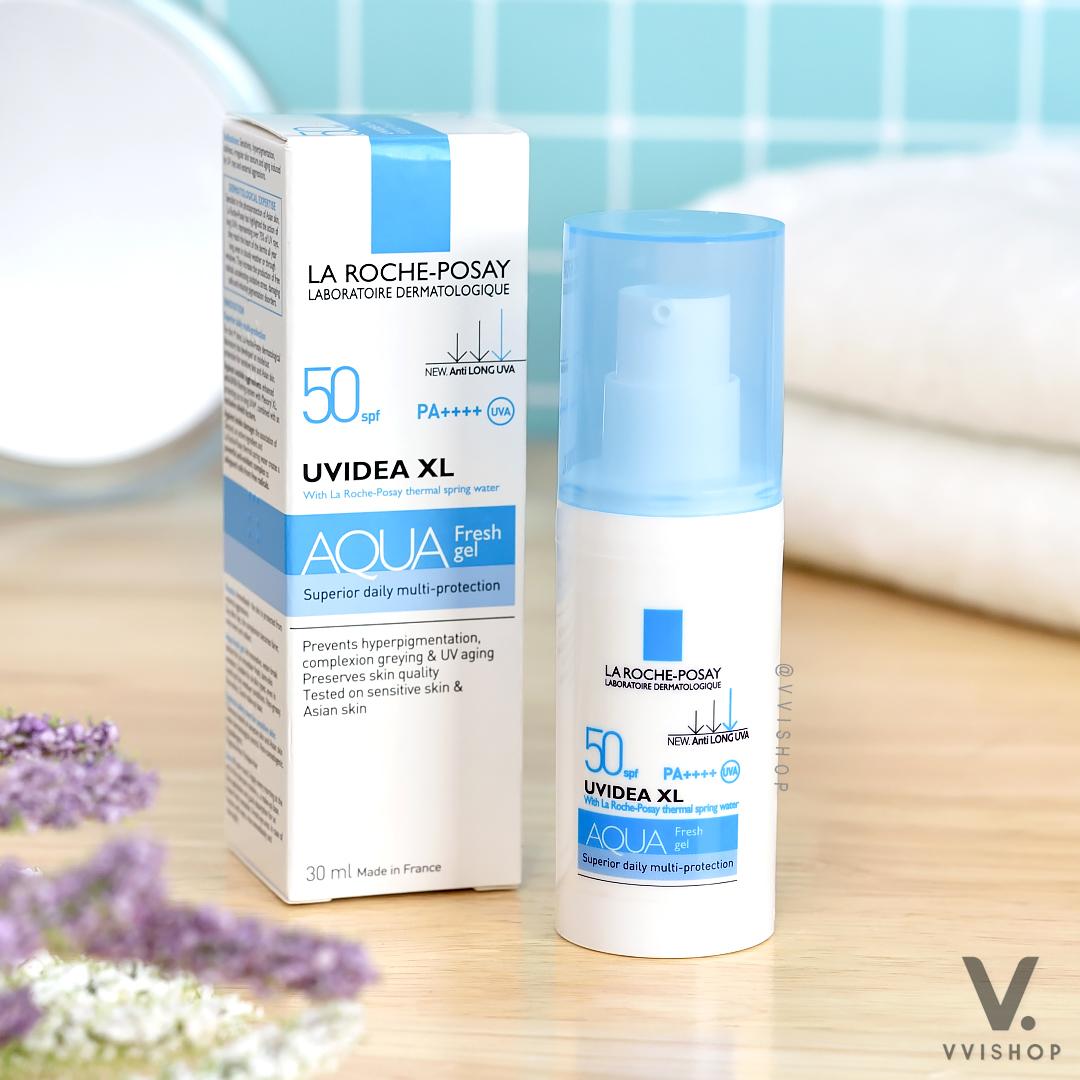 La Roche-Posay UVIDEA XL Aqua Fresh Gel SPF50 PA++++ 30 ml.