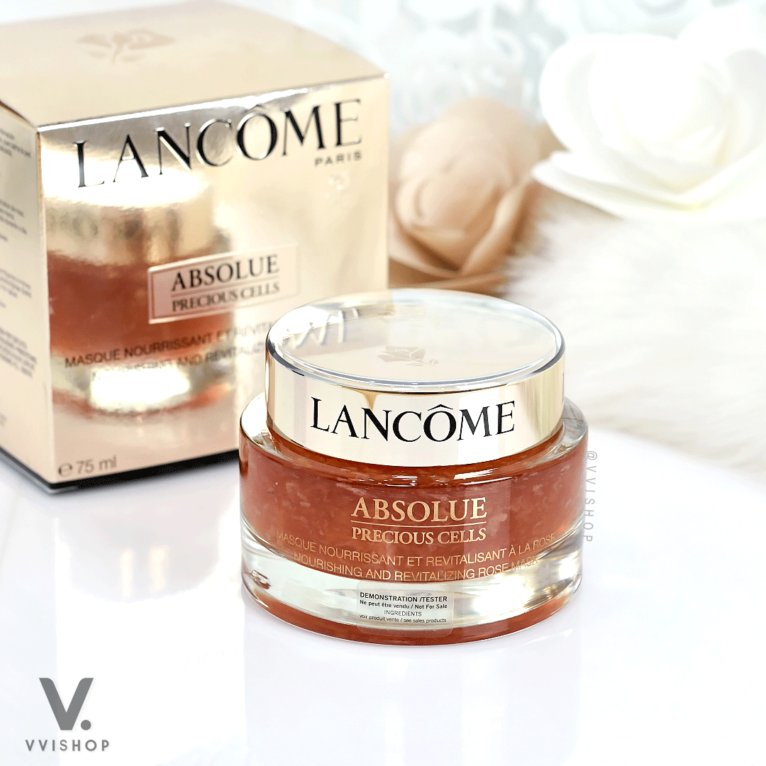 Lancome Absolue Precious Cells Nourishing and Revitalizing Rose Mask 75 ml.