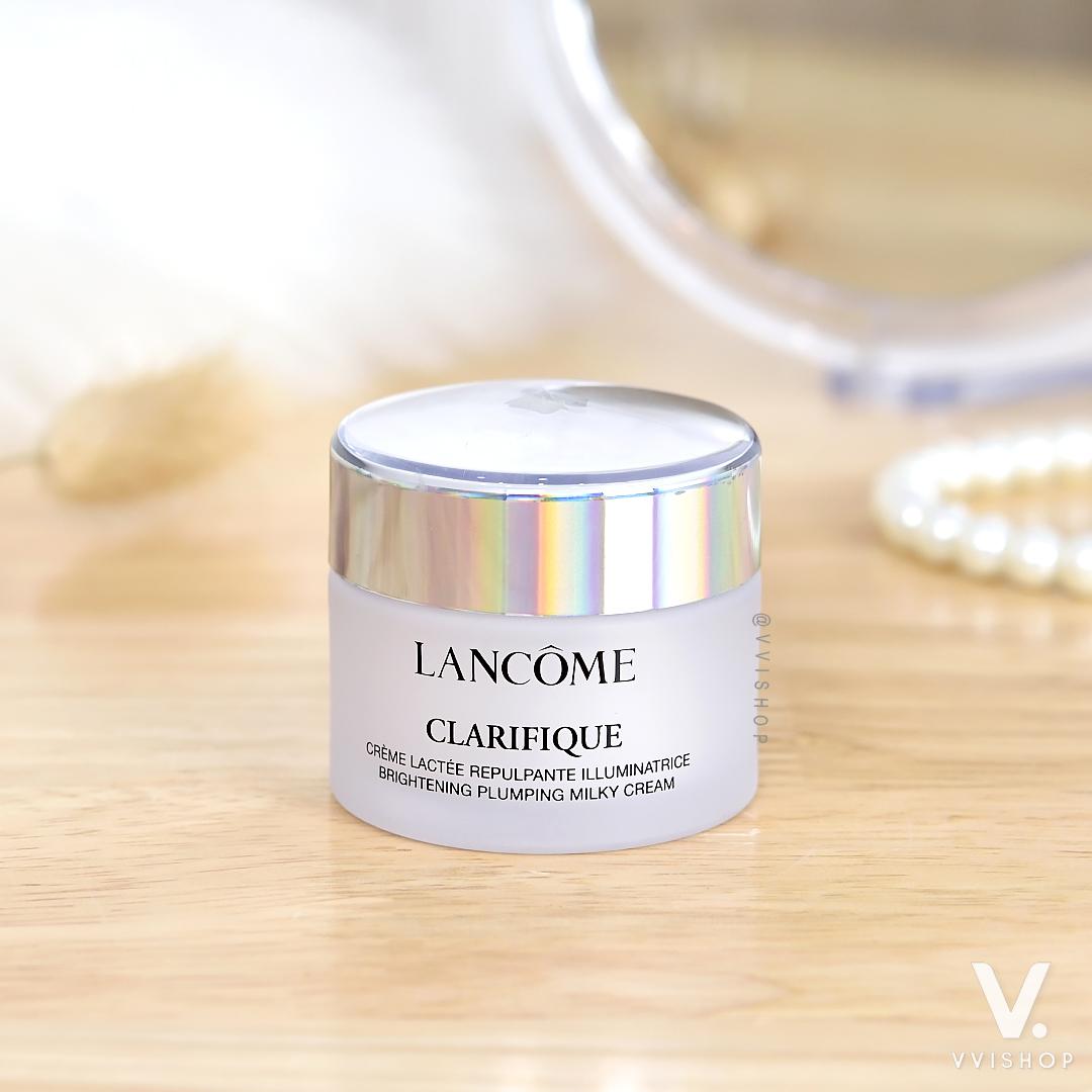 New! Lancome Clarifique Brightening Plumping Milky Cream 15 ml.