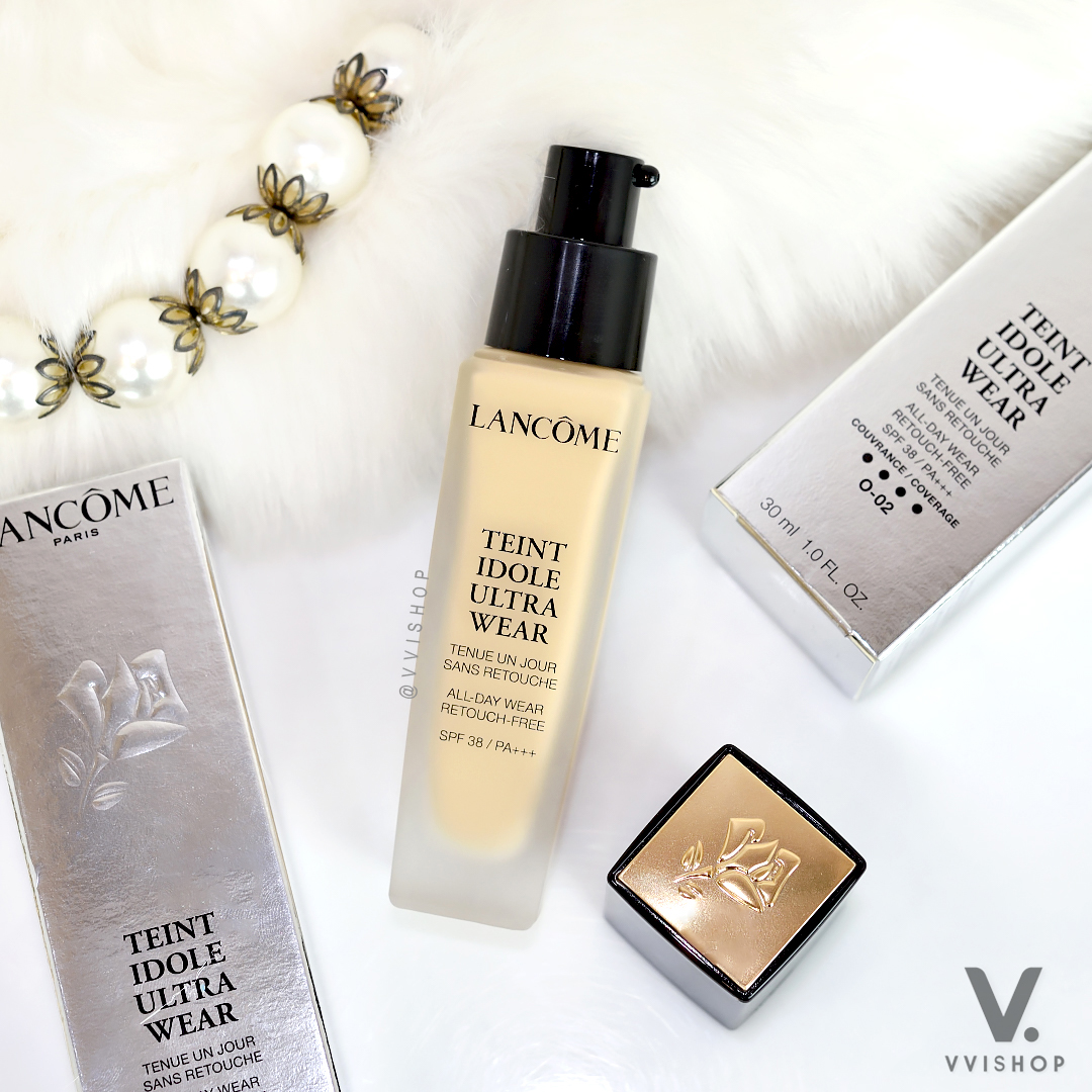 Lancome Teint Idole Ultra Wear Foundation 30 ml.
