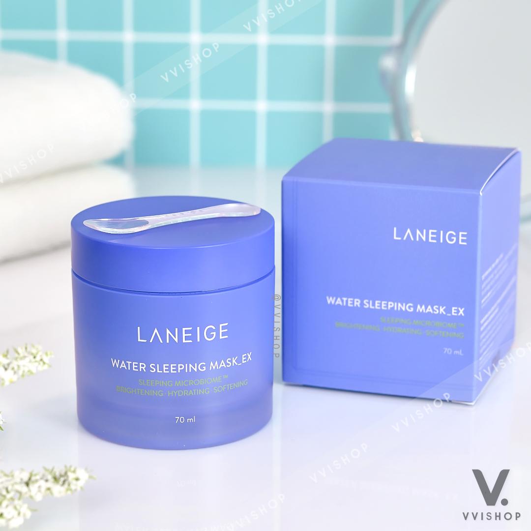 New! Laneige Water Sleeping Mask EX 70 ml.