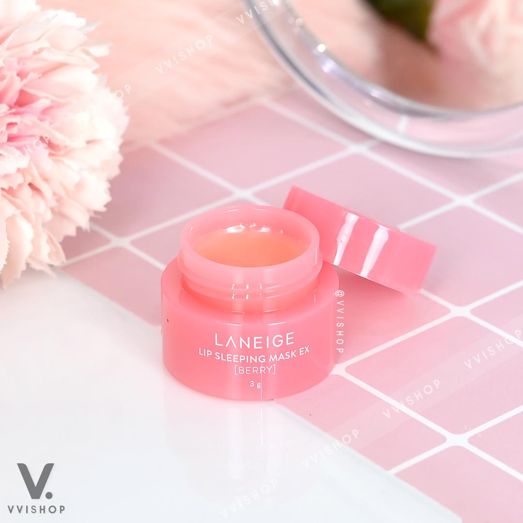 New! Laneige Lip Sleeping Mask EX 3g