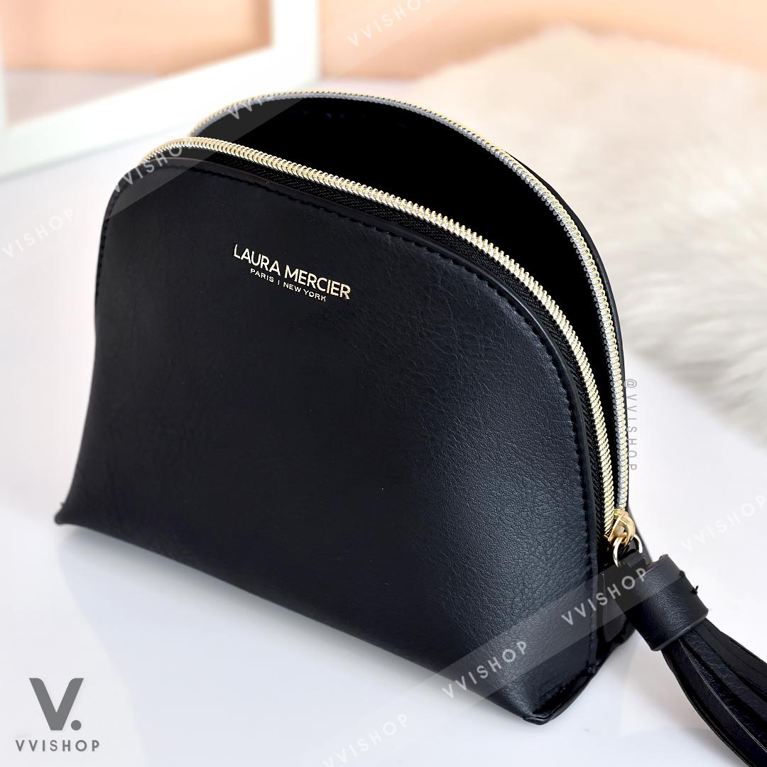 Laura Mercier Black Bag