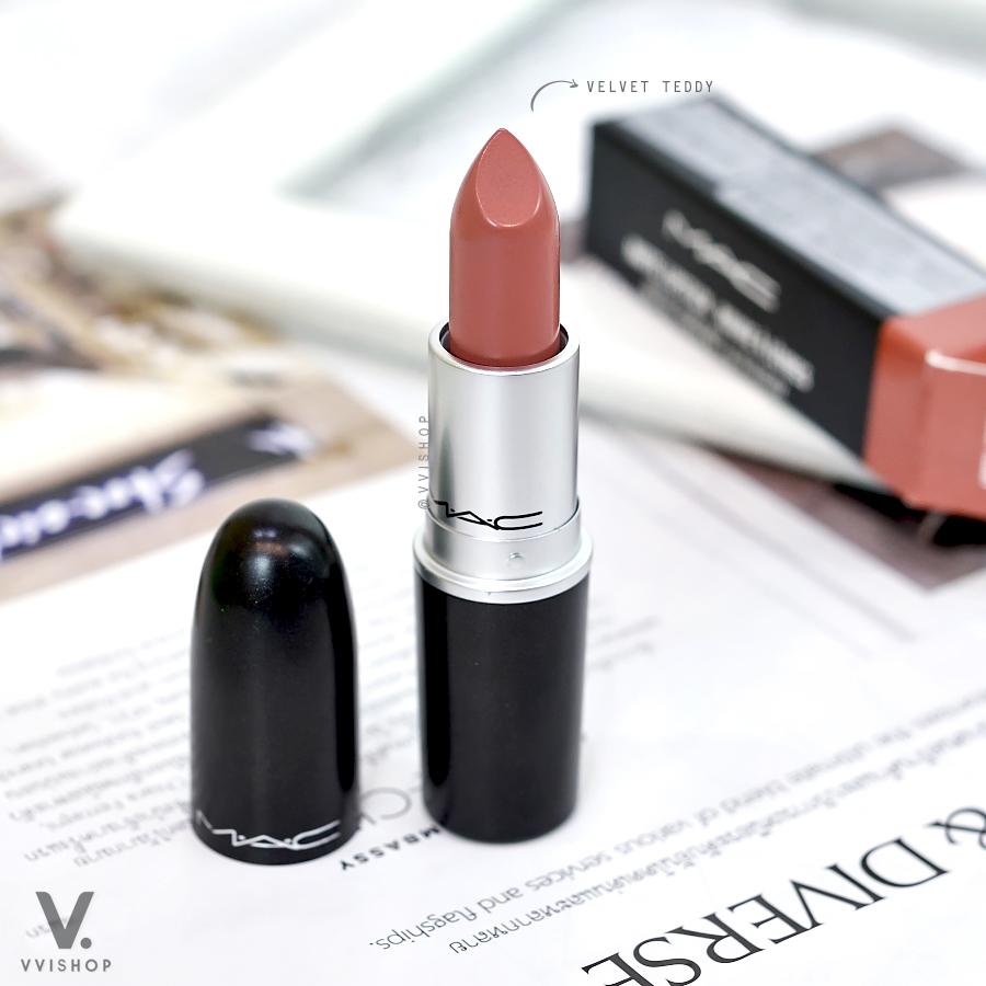 MAC Lipstick 3g : Velvet Teddy