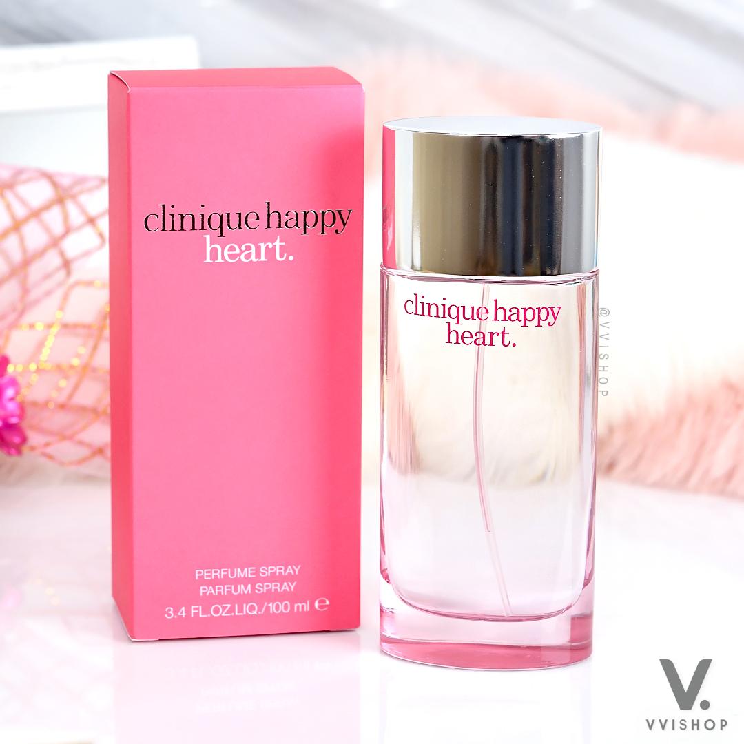 Clinique Happy Heart Eau De Parfum 100 ml.