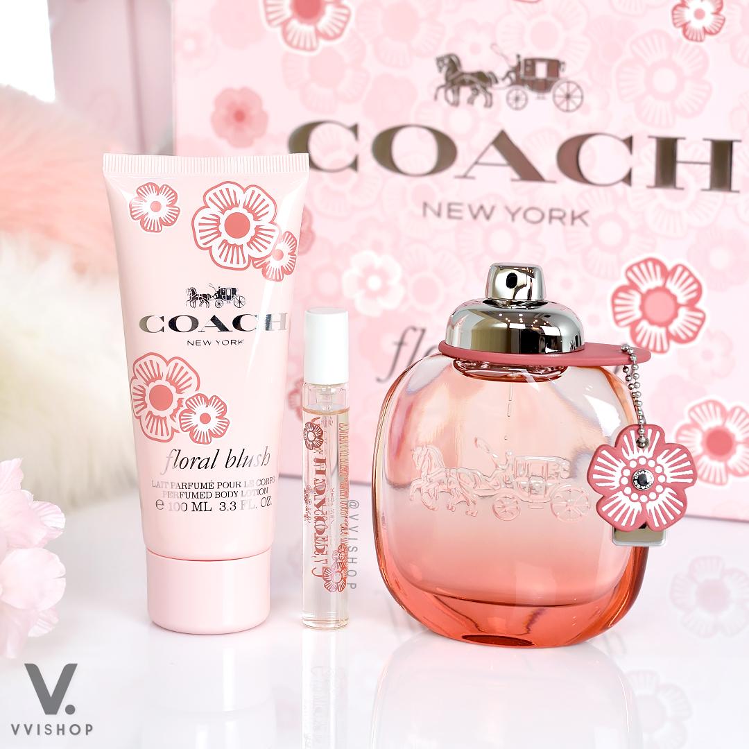 Coach Floral Blush Eau de Parfum Set