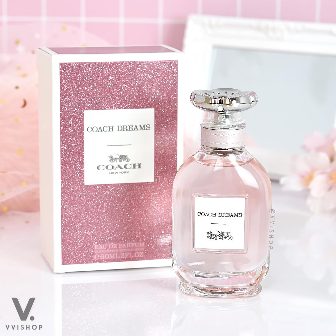 Coach Dreams Eau de Parfum 60 ml.