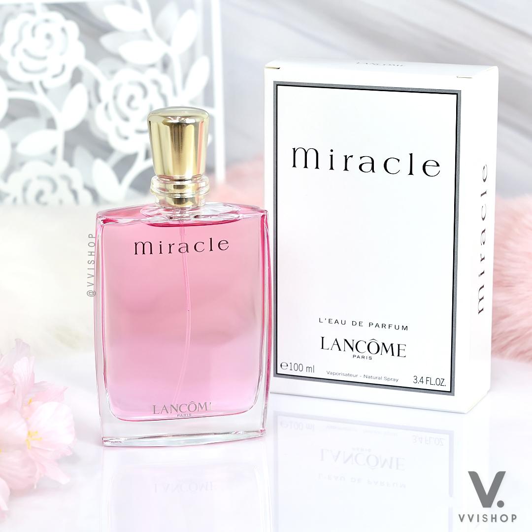 Lancome Miracle Eau de Parfum 100 ml. (Tester Box)