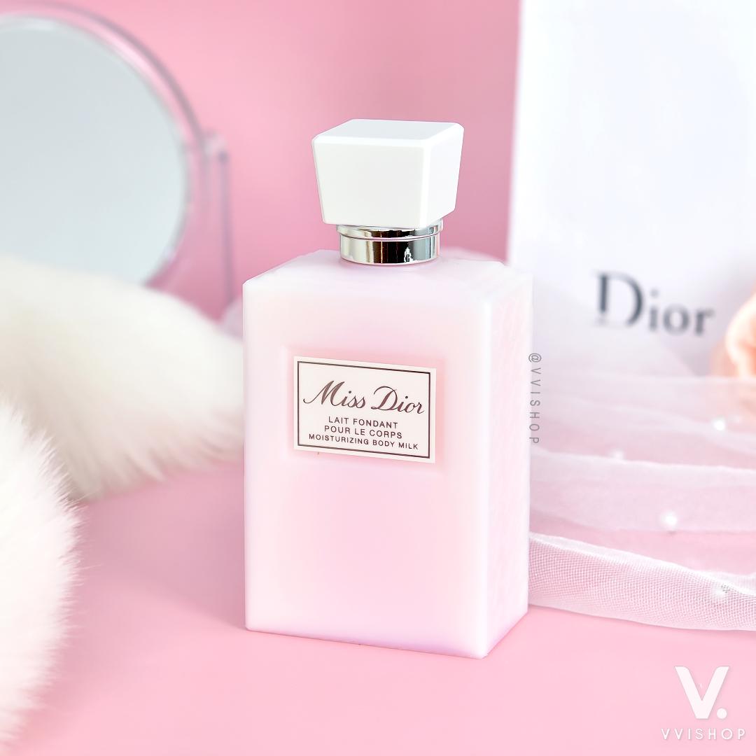 Miss Dior Moisturizing Body Milk 200 ml. (Nobox)