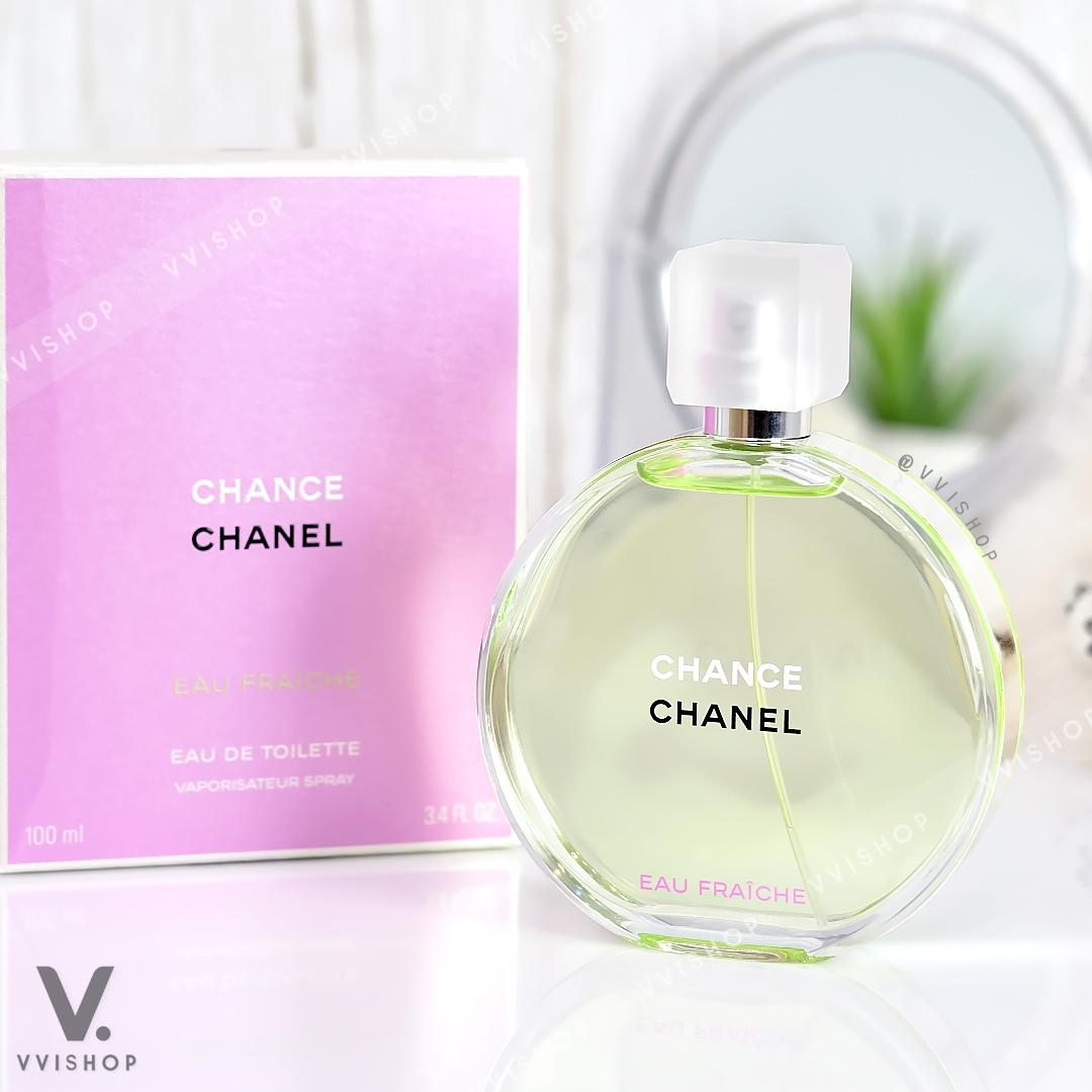 Chanel Chance Eau Fraiche 100 ml.