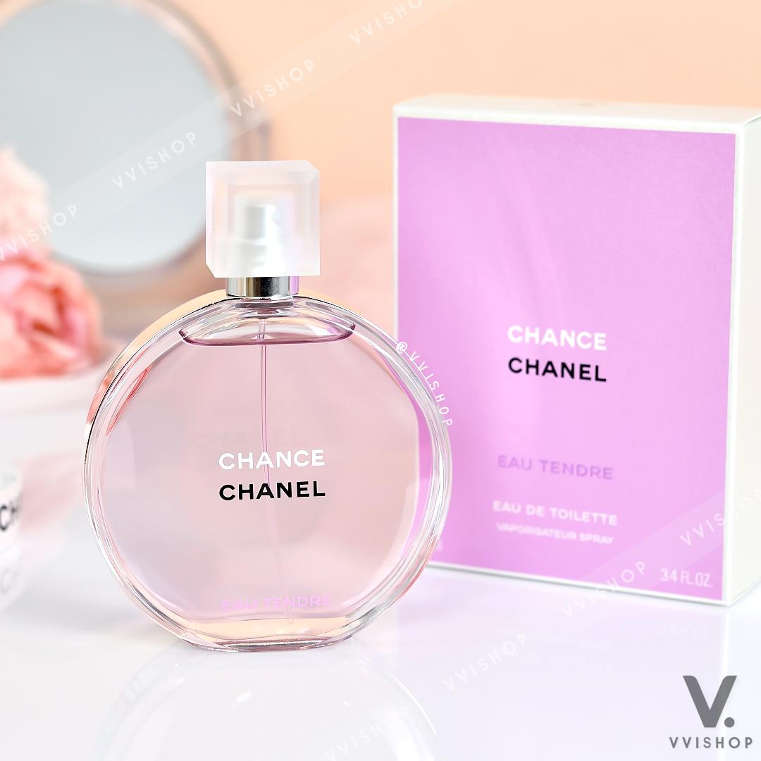 Chanel Chance Eau Tendre 100 ml.