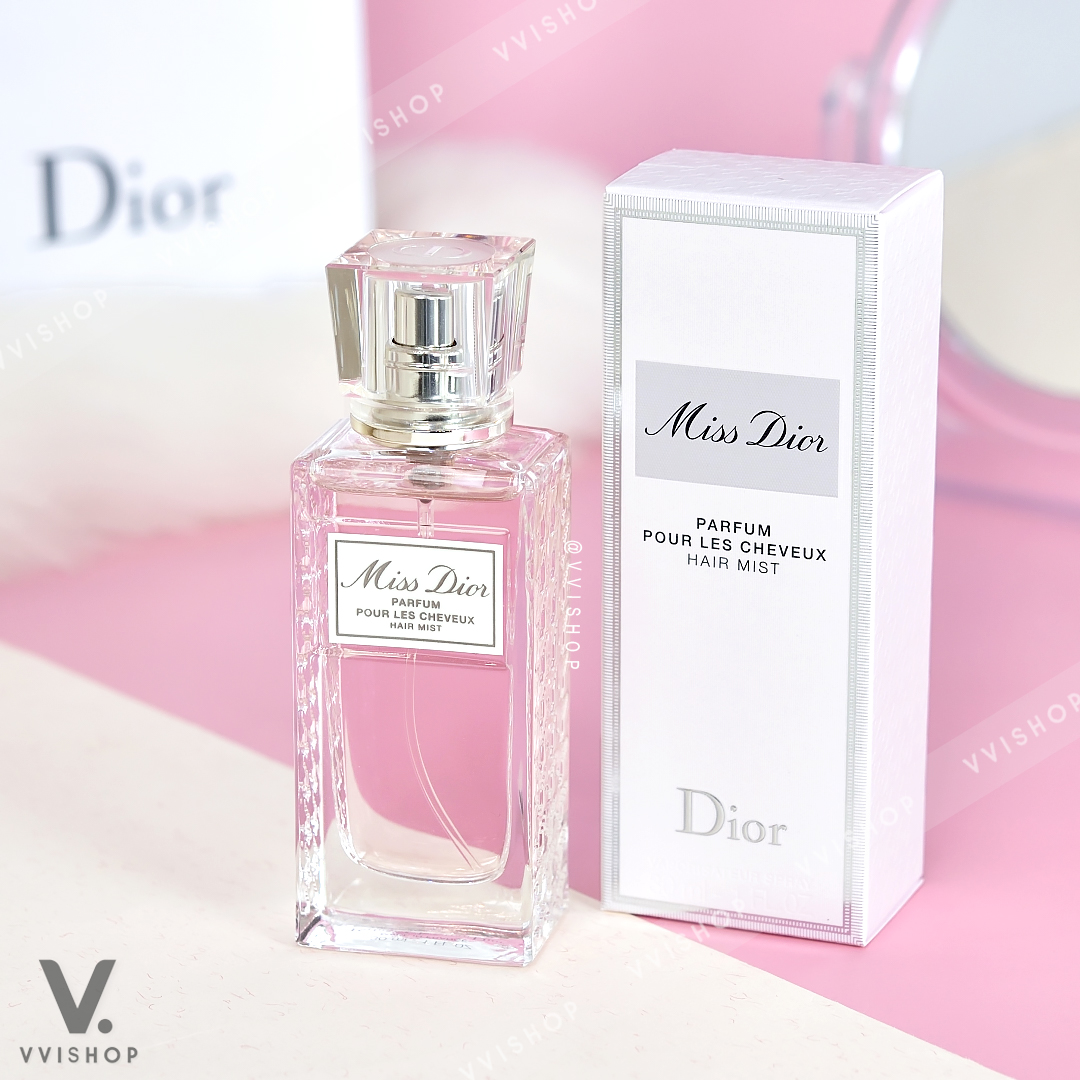Dior Miss Dior Parfum Cheveux Hair Mist 30 ml.