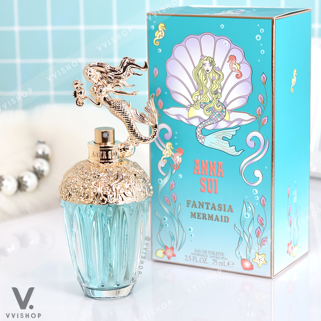 ANNA SUI Fantasia Mermaid 75 ml.