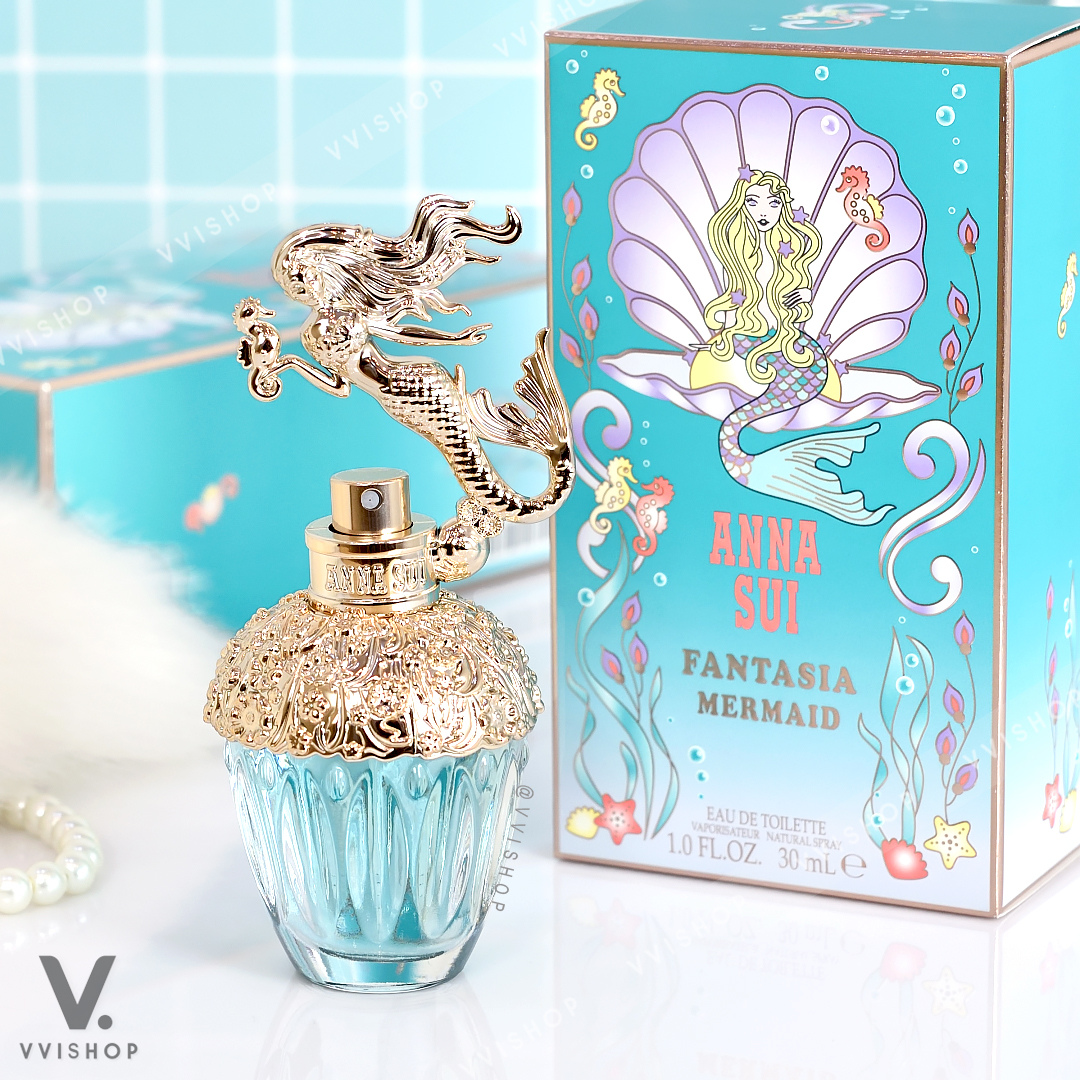 ANNA SUI Fantasia Mermaid 30 ml.