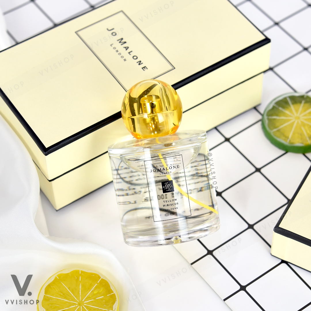 Limited-Edition Jo Malone London Yellow Hibiscus Cologne 100 ml.