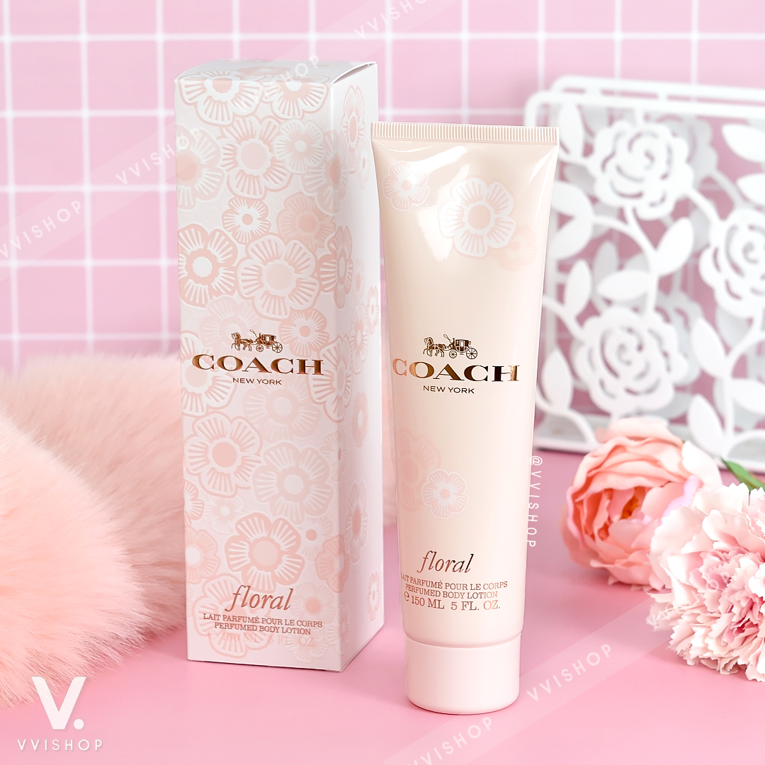Coach Floral Parfumed Body Lotion 150 ml.