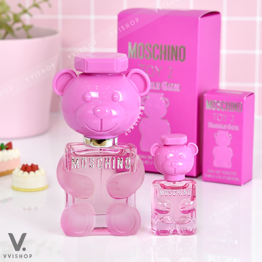 New! Moschino TOY 2 Bubble Gum 30 ml.