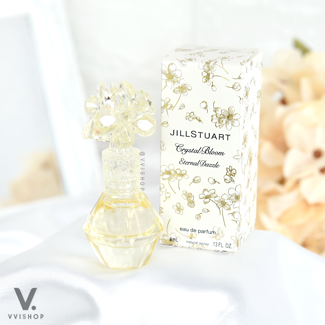 Jill Stuart Crystal Bloom Eternal Dazzle Eau de Parfum 4 ml.