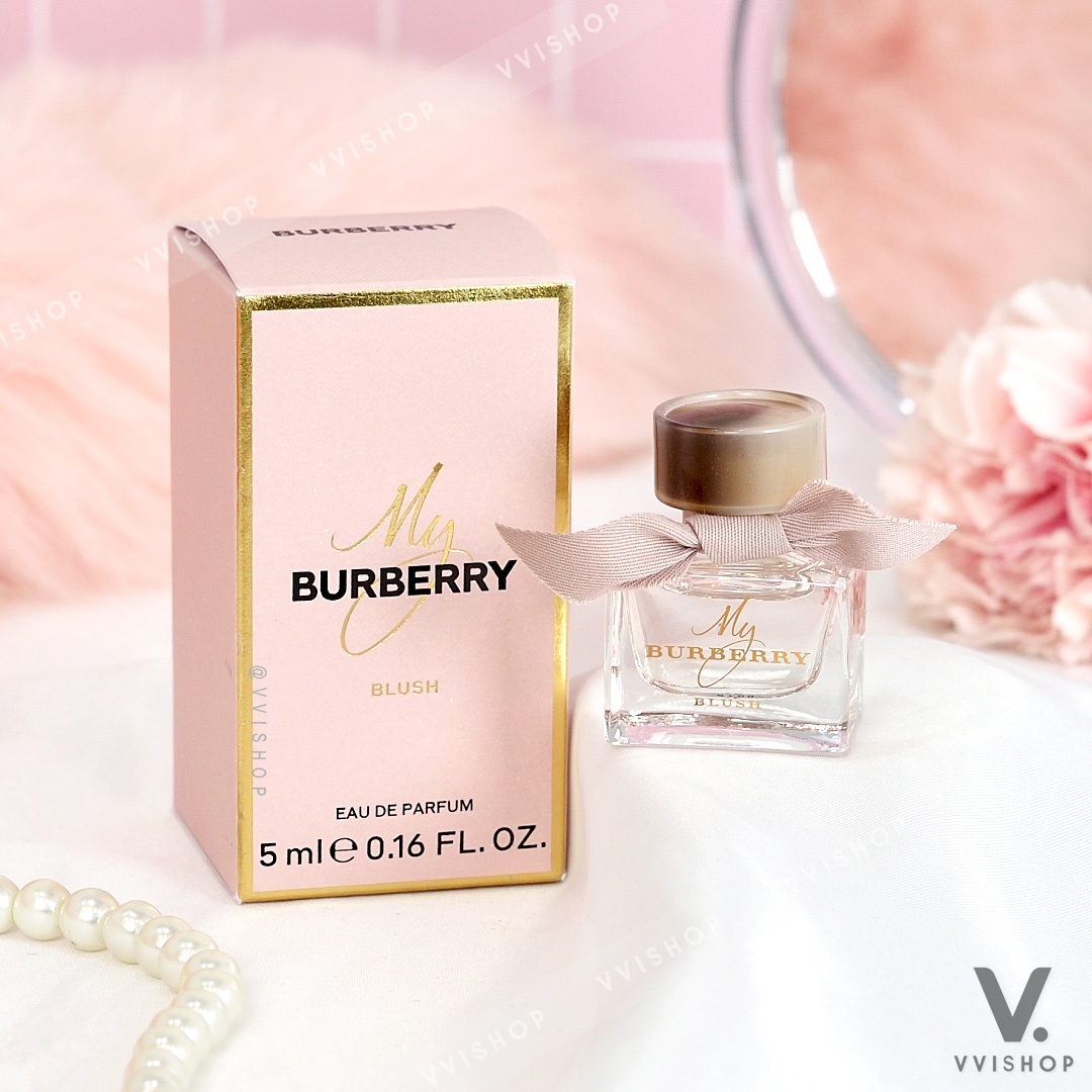 My Burberry Blush Eau De Parfum 5 ml.